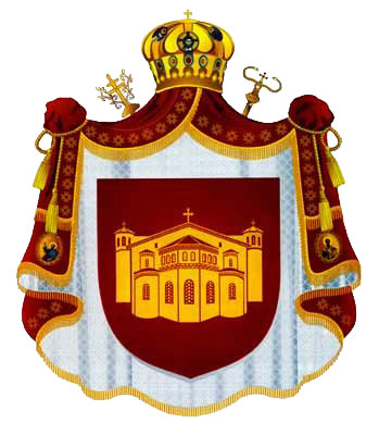 Coat of arms of the Macedonian Orthodox Church