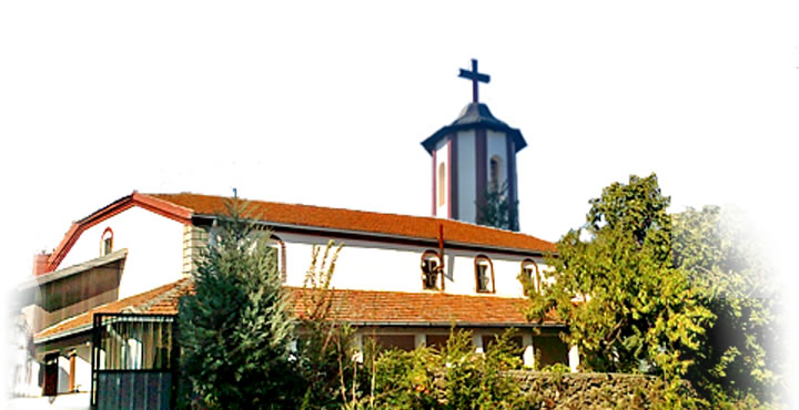 St Constantine & Helen Macedonian Orthodox Church of Miravci Macedonia